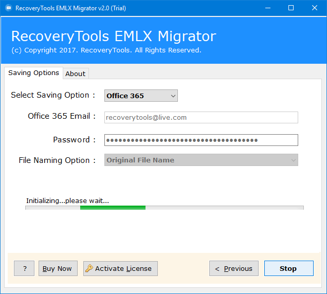 how to import eml files into office 365