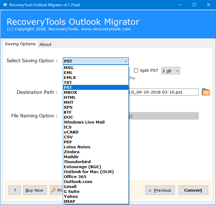 import-pst-into-outlook