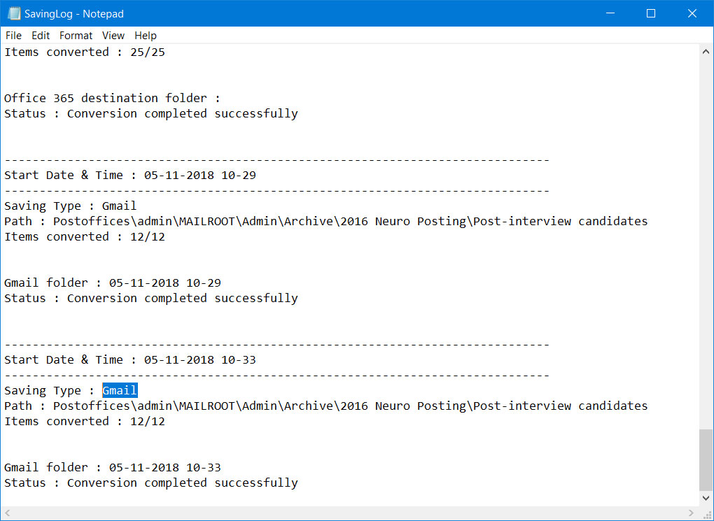 mailenable to google apps migration