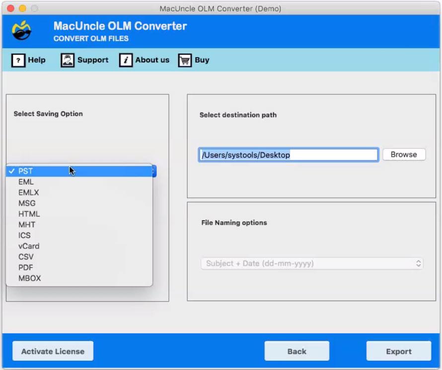 Systools mac csv contacts converter online
