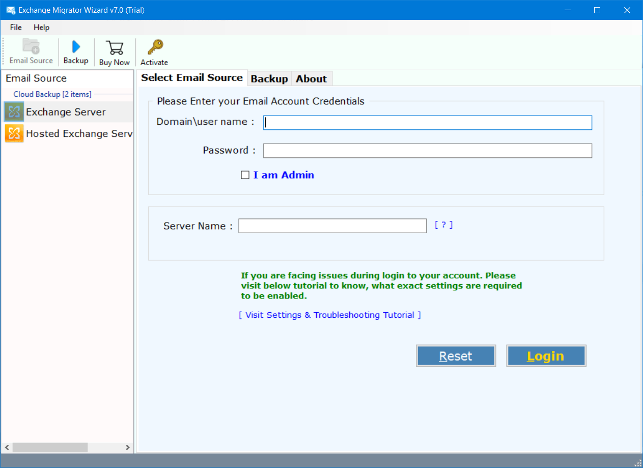 Know How to Export/Migrate Exchange to Lotus Notes Client (NSF File)?