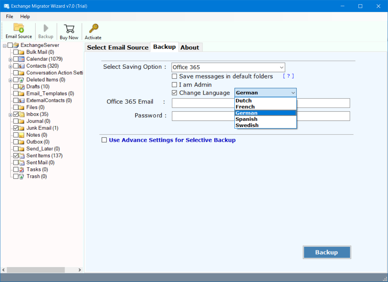 migrate on premise exchange to office 365