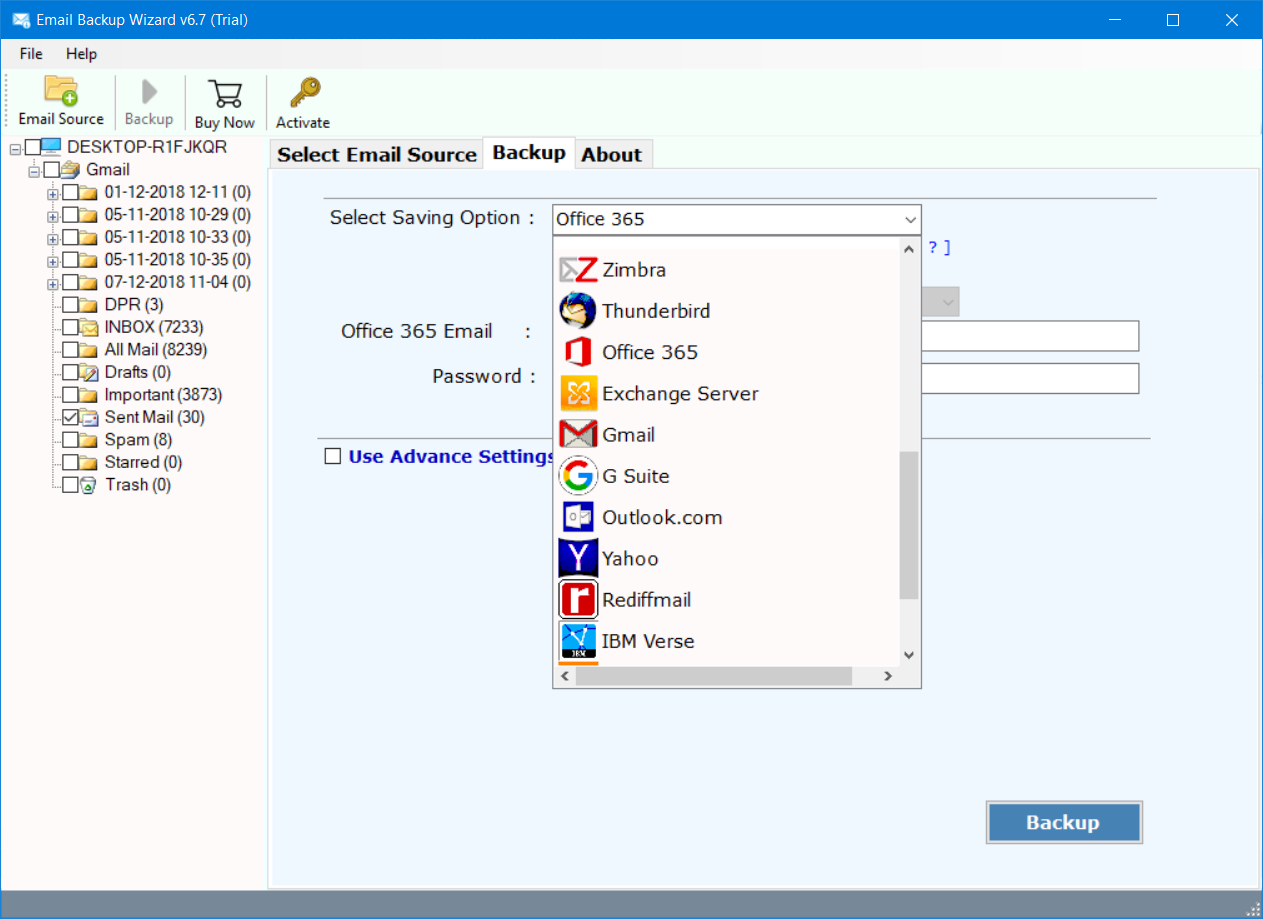 migrate Hotmail to office 365