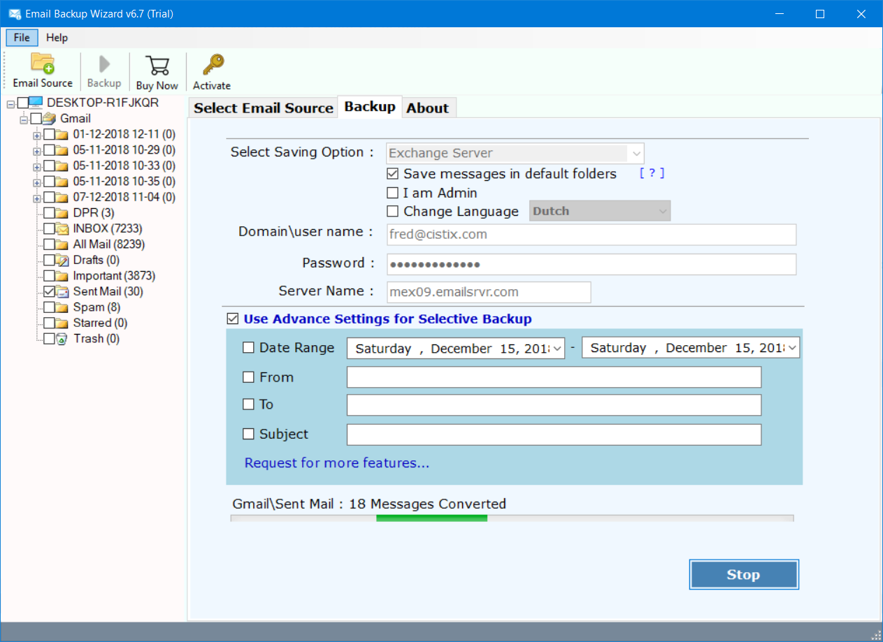 migrate hotmail to exchange online