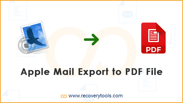 apple mail export to pdf