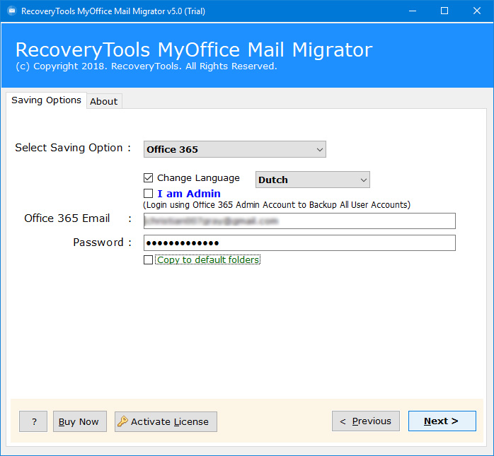 How to Migrate MyOffice Mail to Office 365 (мойофис почта в