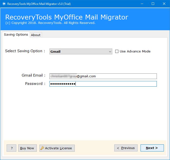 myoffice mail в gmail