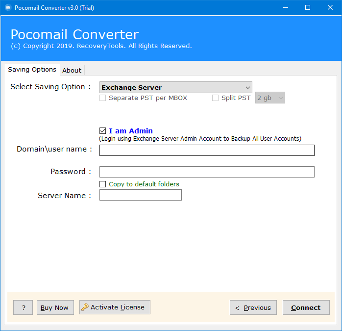 How to Import Pocomail to Office 365 & Pocomail to Exchange Server?