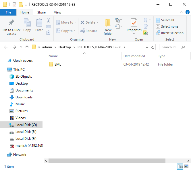 Batch Print Multiple EML Files at Once with Attachments