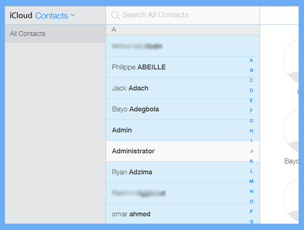 How to Import OLM Contacts to iCloud, iPhone or Apple Contacts?