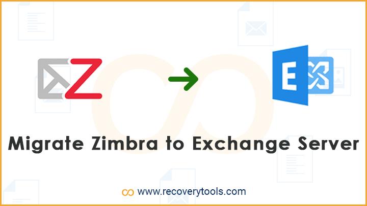 zimbra to exchange migration