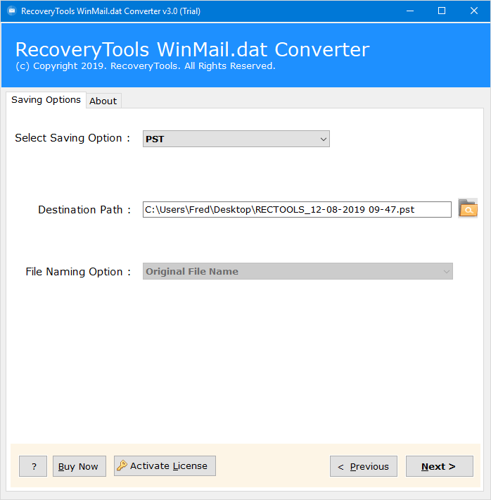 import winmail to outlook