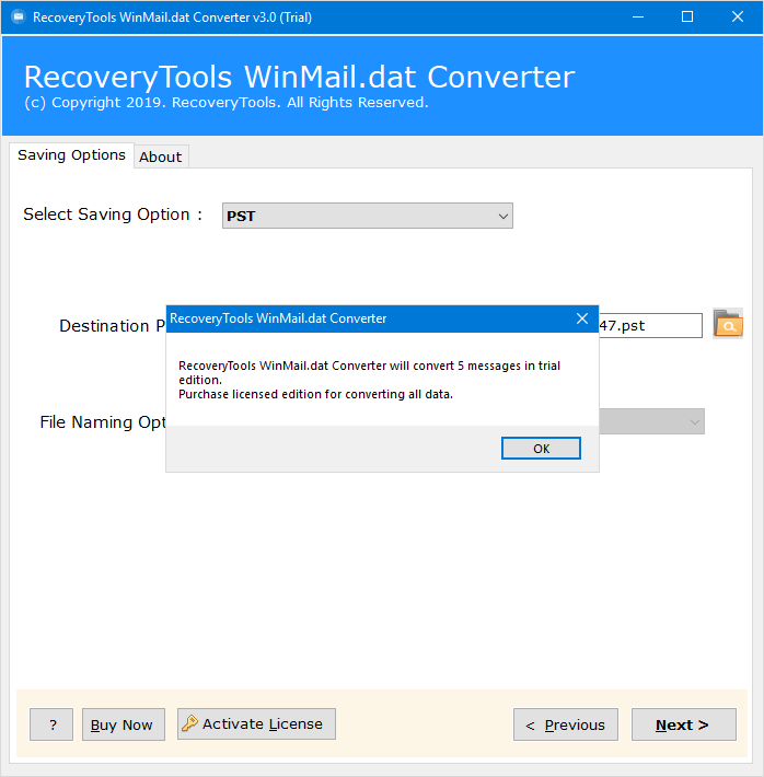 transfer winmail to outlook