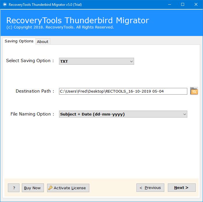 thunderbird convert html to plain text