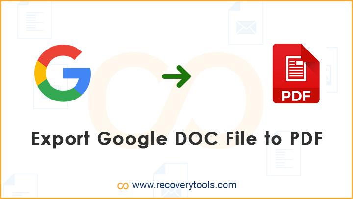 convert google docs file to pdf
