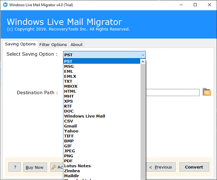 windows-live-mail-to-pst