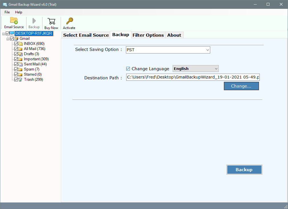 convert gmail emails to pdf