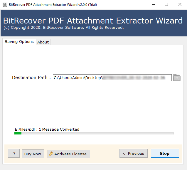 extract embedded files