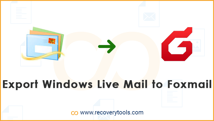 export windows live mail to foxmail