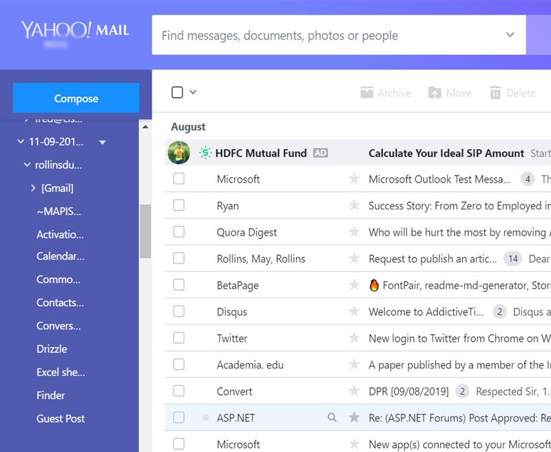 open-yahoo-mail