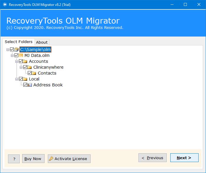 convert olm to pdf online
