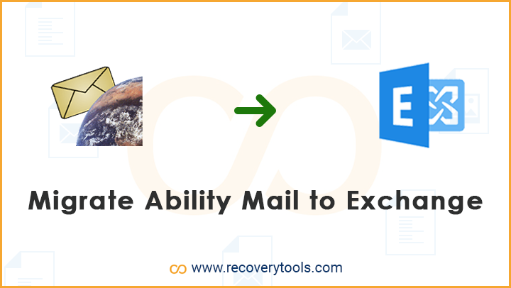 migrate ability mail to exchange server