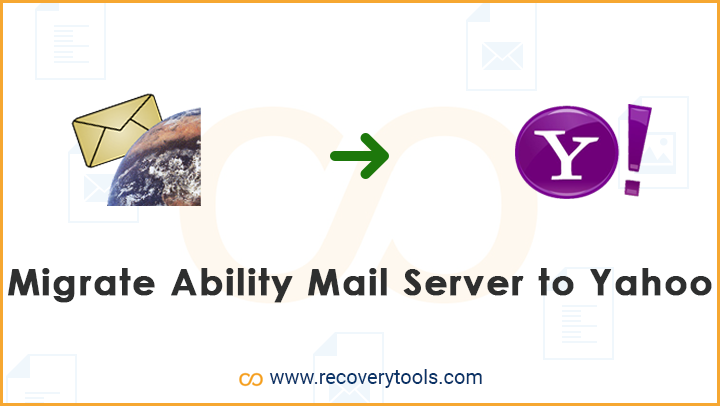 migrate ability mail to yahoo account