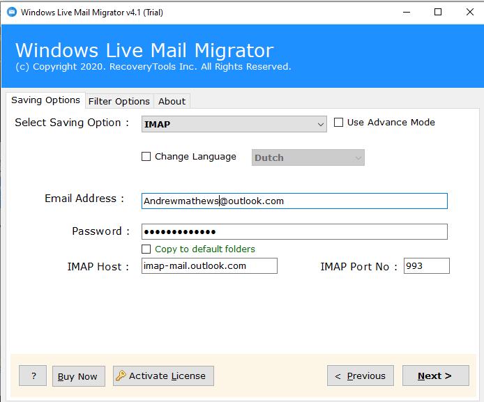 enter-imap-address