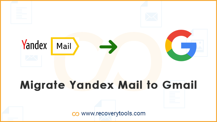 migrate yandex mail to gmail