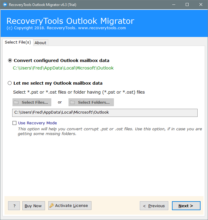 outlook attachments extractor