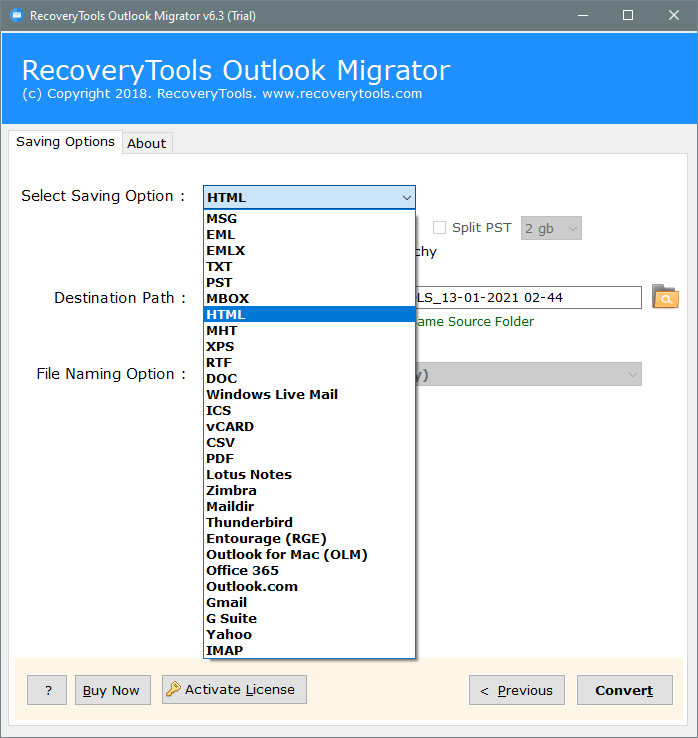 outlook attachments save location