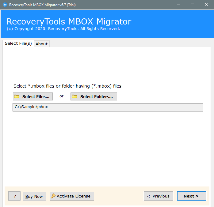 mbox to html