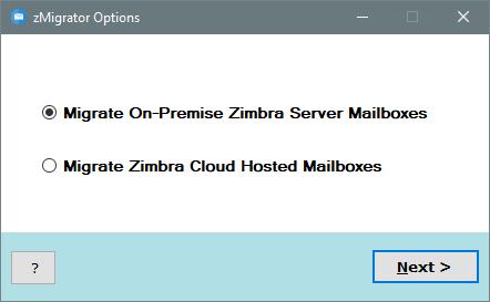Export zimbra contacts to csv