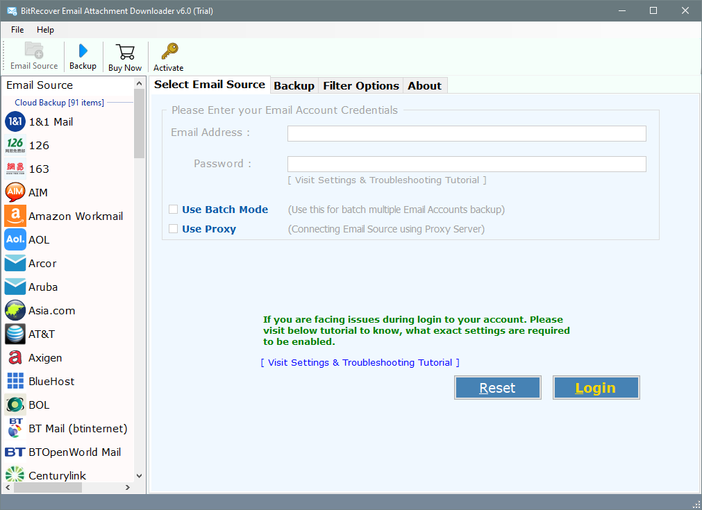 save email attachments from hostgator