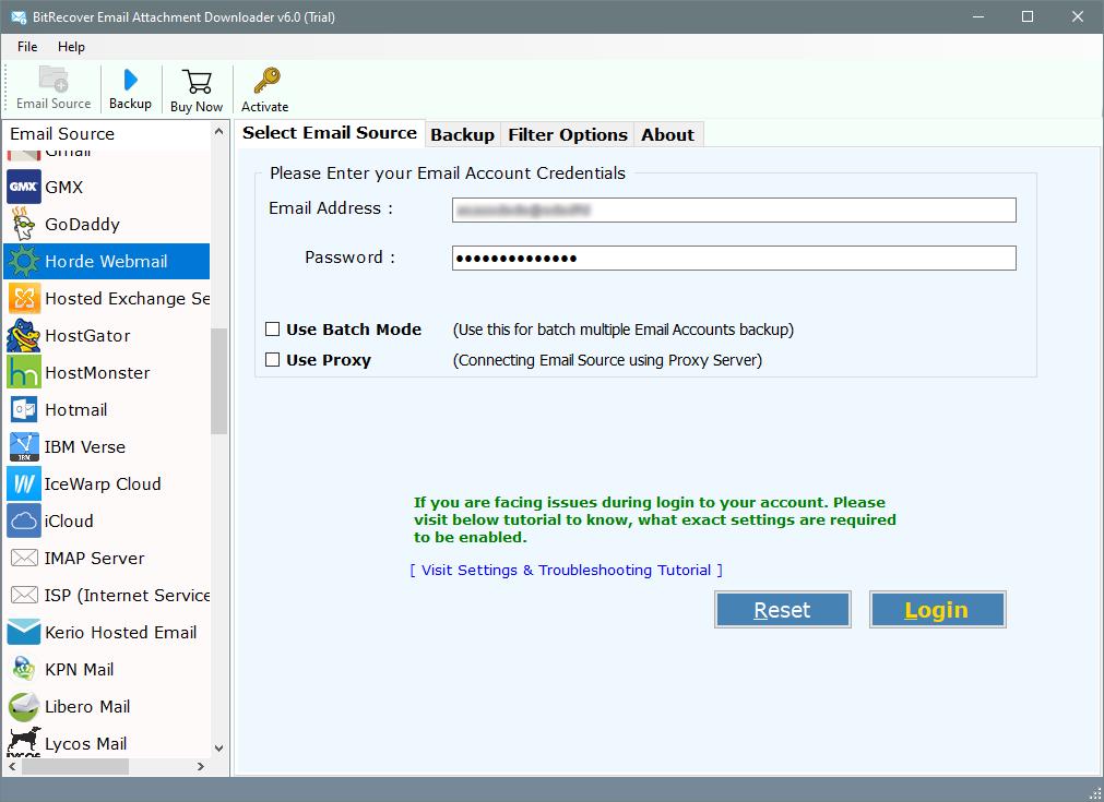 horde email attachment downloader
