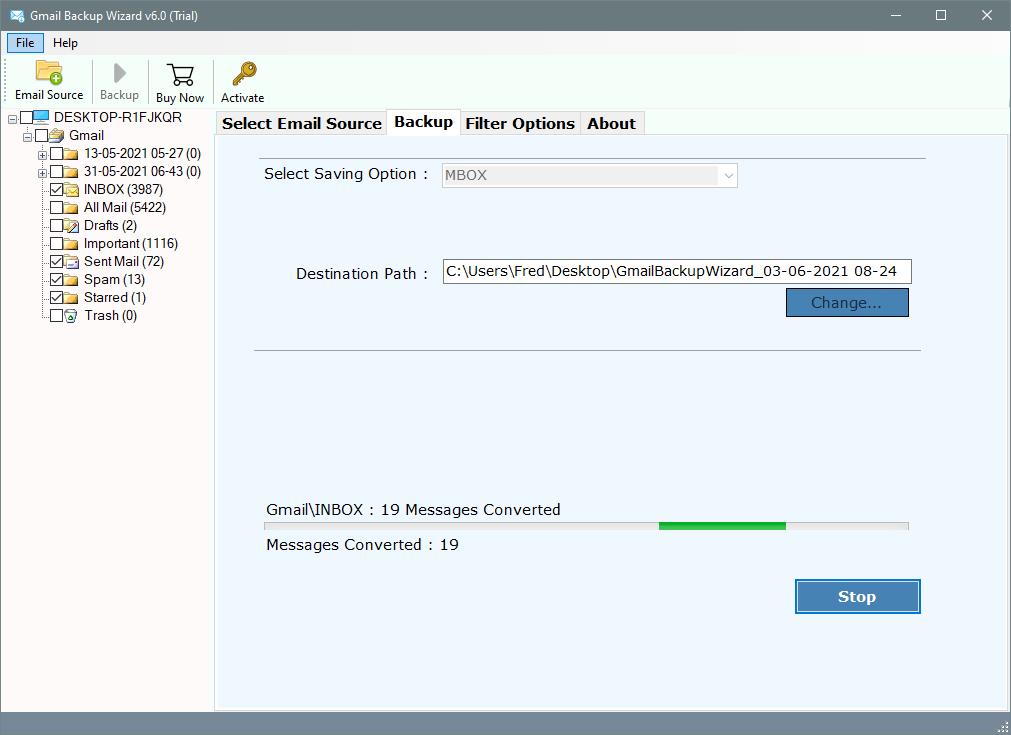 google workspace to mac mail migration