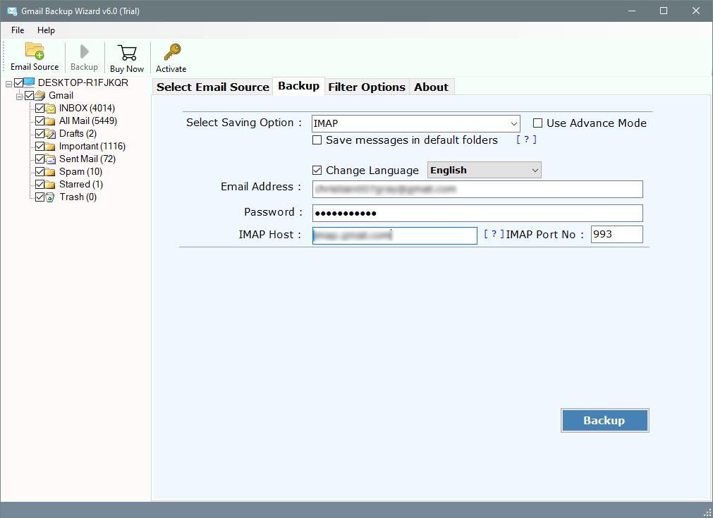 setup google workspace to zoho mail