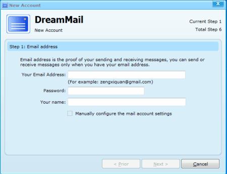 DreamMail icon