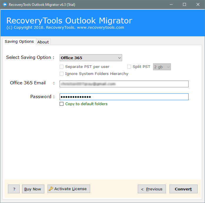 ost to office 365 migration tool