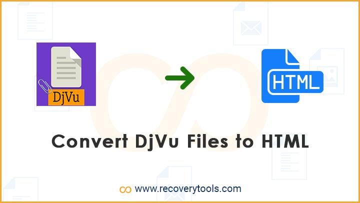djvu to html converter