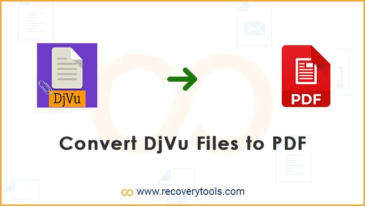djvu to pdf converter