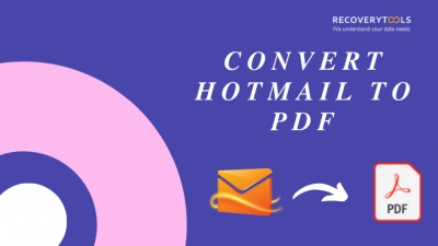 convert hotmail to pdf