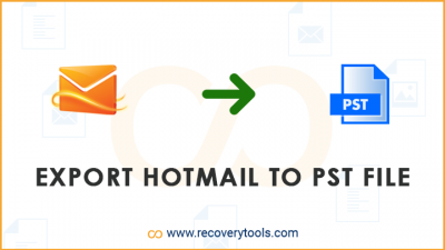 export hotmail to pst