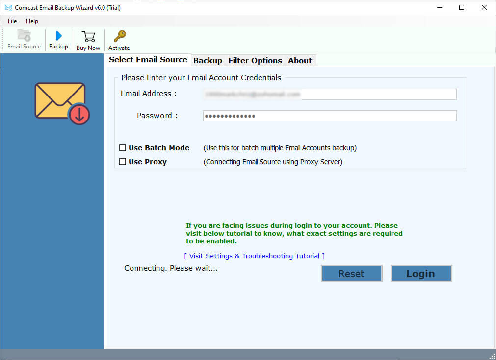 Transfer Comcast Email To Outlook Tool Move Emails From Comcast To Outlook