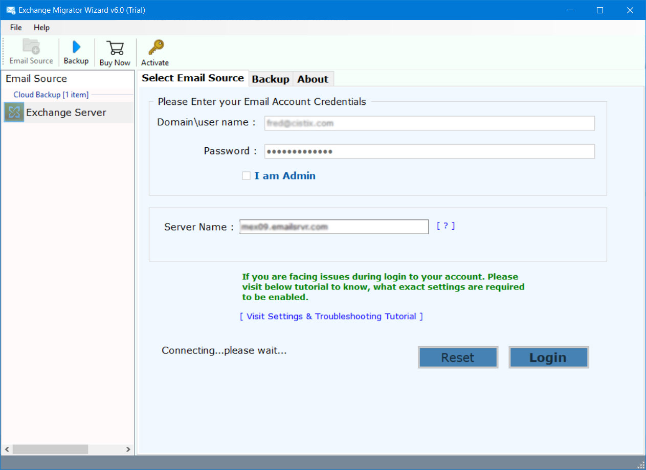 Exchange to iCloud Migration – Move Emails & Contacts from