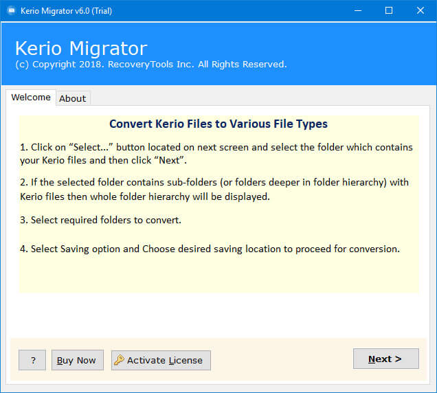 How to Do Kerio to Gmail / G Suite Migration - 13 Easy Steps