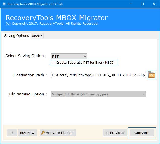 MBOX Converter – Import MBOX to Outlook for Mac & Windows