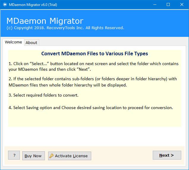 Best Way to Convert/Migrate MDaemon to Exchange Server 2016